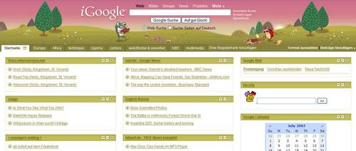 igoogle screenshot pc