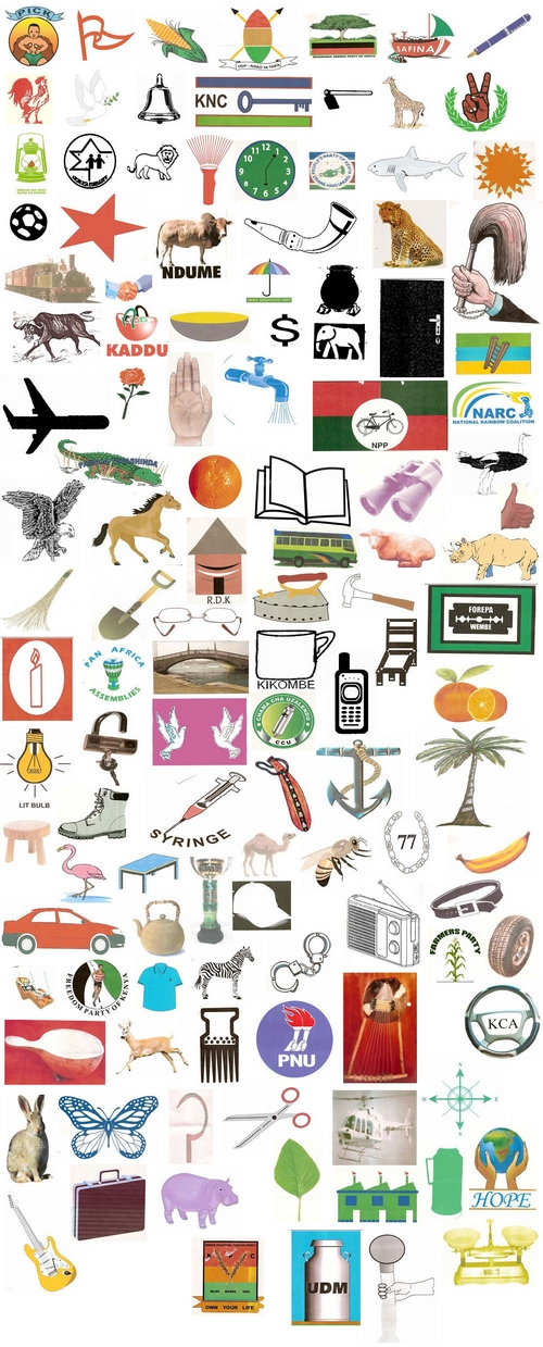 politicalparties-kenya-logos