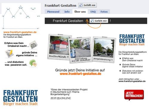 Frankfurt Gestalten FB