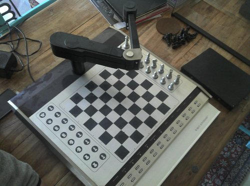 Novag Robot Adversary chess computer