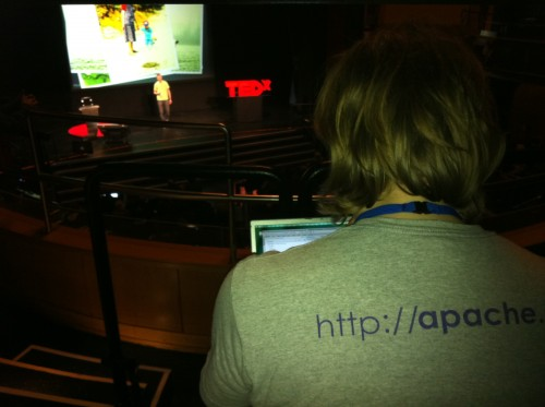 TEDxRM apache