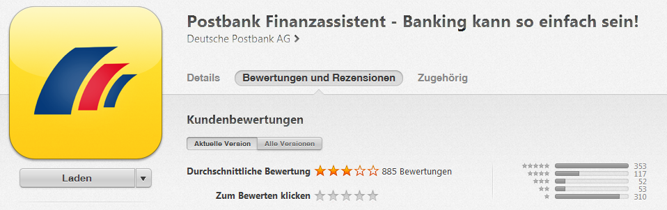 postbankapp