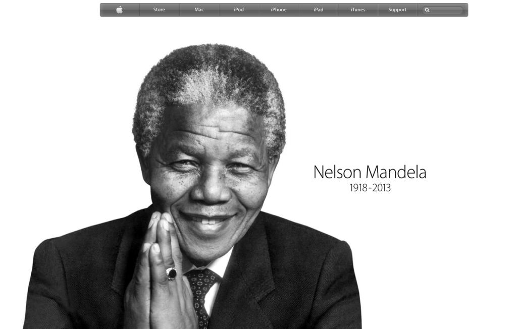 Screenshot of apple.com on  12/12/13