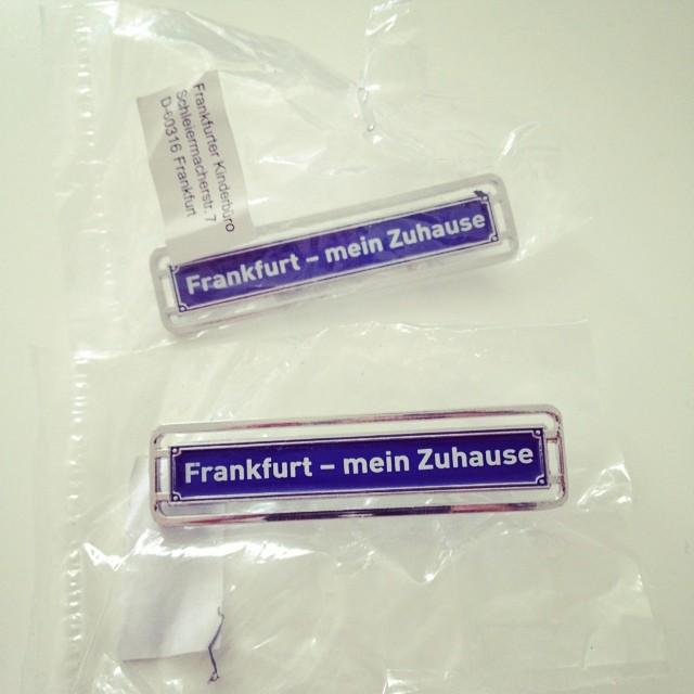 Frankfurt - mein Zuhause
