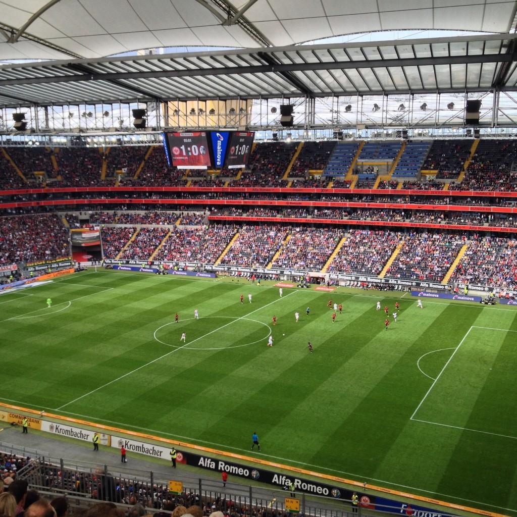 Eintracht!