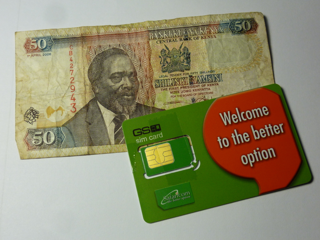 Safaricom SIM