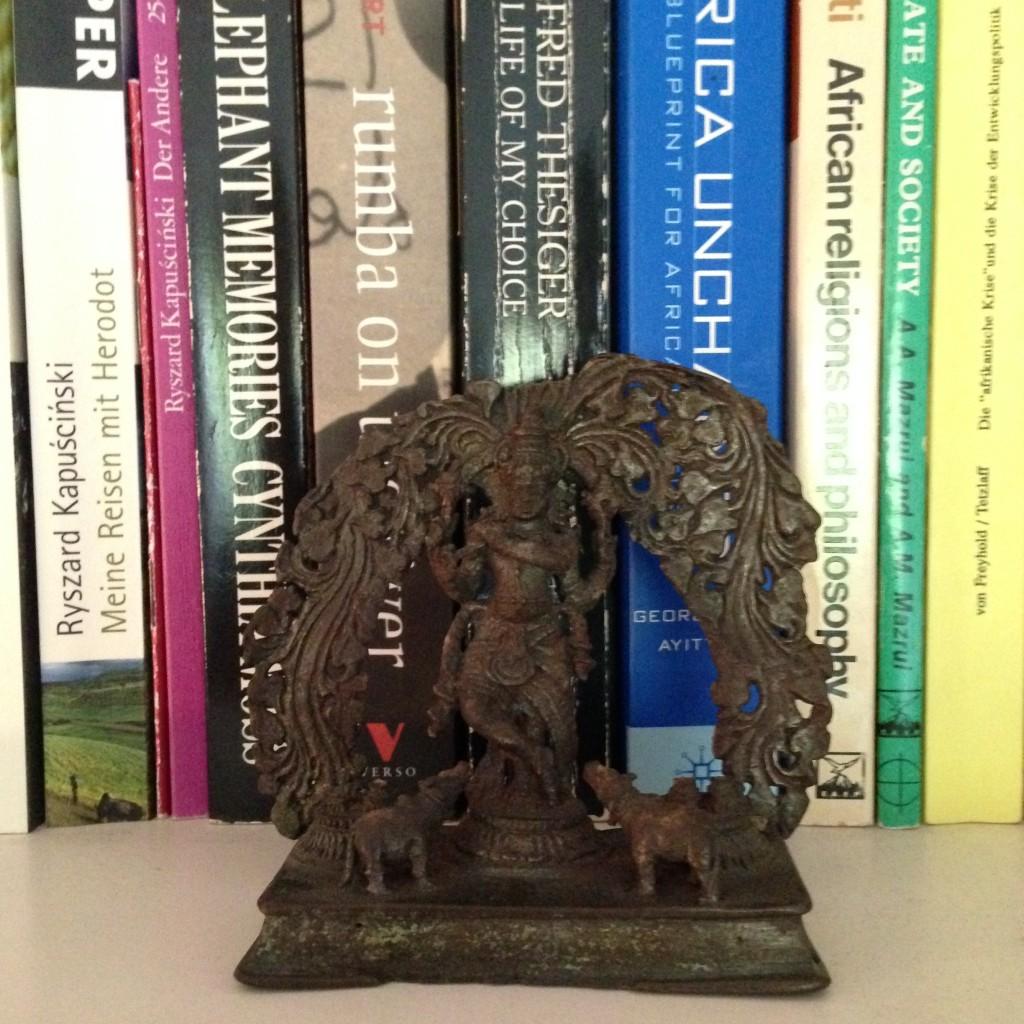Bild von indischer Antiquität