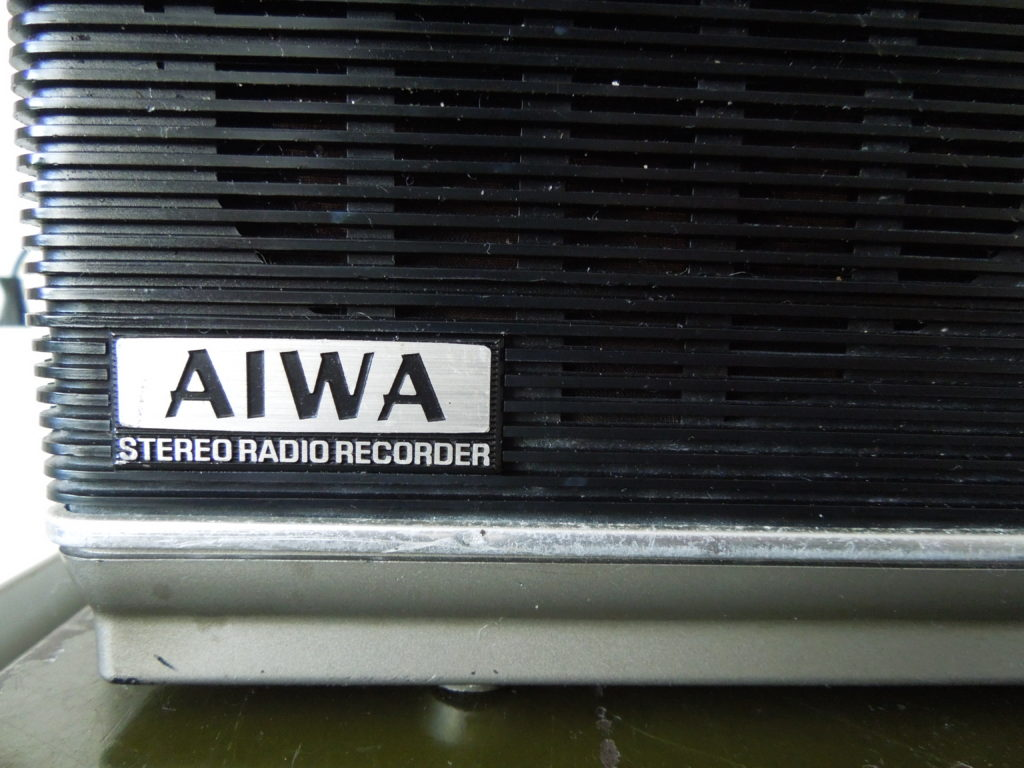 My first Aiwa!